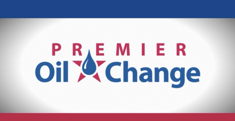 Premium Oil Change – Car Wash